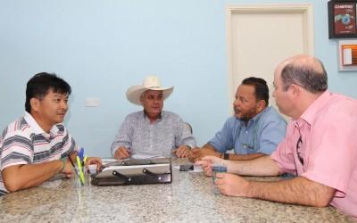 Governador vem a Três Lagoas entregar patrulhas mecanizadas e insumos para 12 Municípios