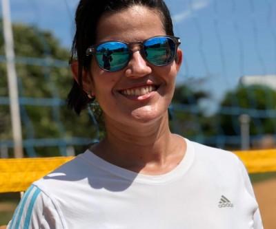 Treslagoense é convocada para comissão técnica da Seleção Brasileira de vôlei de praia
