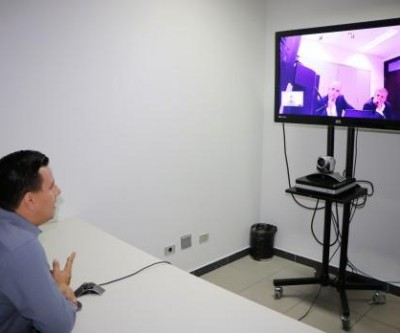 Para atender demanda estadual, TJ instala 3ª sala de videoaudiência na Capital