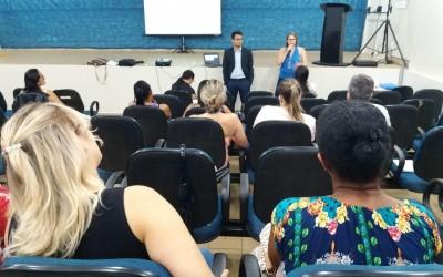 Prefeitura de Três Lagoas promove treinamento para servidores públicos sobre funcionamento do ponto eletrônico