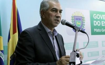 Reinaldo discute melhorias aos assentados e solução para BR-163