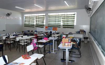 Aulas voltam ao normal na Escola Municipal Maria de Lourdes Lopes