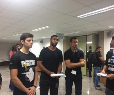 Candidatos pedem ajuda para deputados sobre demora na aplicação de teste