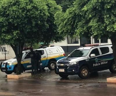Dois suspeitos morrem em confronto com a polícia em segunda fase de operação