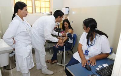 Duas unidades de Saúde de Três Lagoas dedicam manhã de ações de atenção à mulher