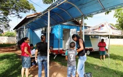 Equipe do Castramóvel de Três Lagoas passará uma semana na região dos Ranchos