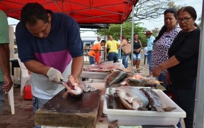 Inscrições para participar da 6ª Feira do Peixe já podem ser realizadas na SEDECT