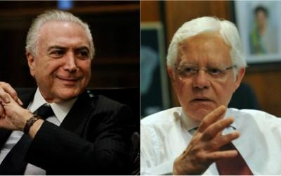 Michel Temer e Moreira Franco são presos pela Lava Jato do RJ