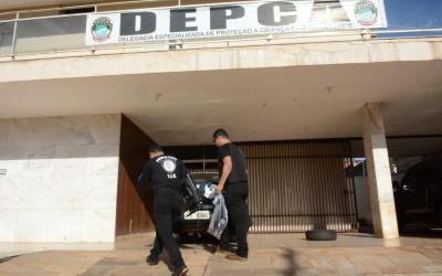 Polícia deflagra operação contra pornografia infantil em MS
