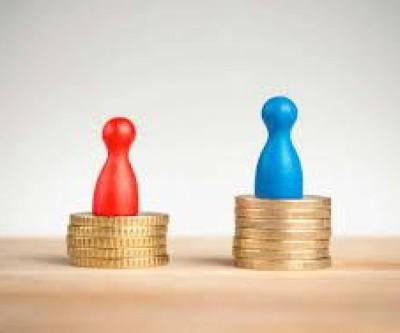 Mulher chega a ganhar um terço do salário de um homem