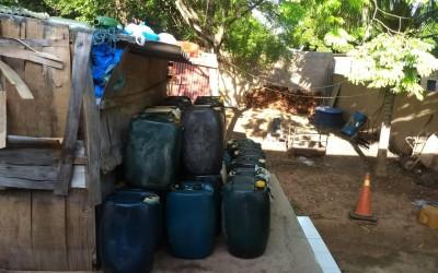Operação Mad Max 2: Polícia Federal prende 3 por contrabando de combustível na fronteira