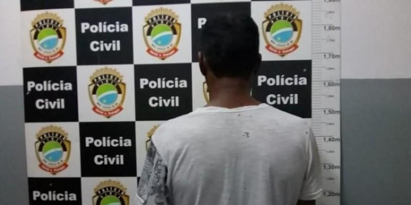 Homem é preso por estuprar e engravidar menina de 11 anos