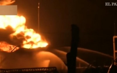 Pelo menos 47 mortos depois da explosão de uma indústria química na China