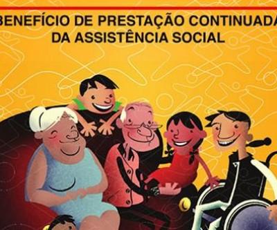 Pessoas idosas e deficientes que recebem o BPC devem atualizar Cadastro Único