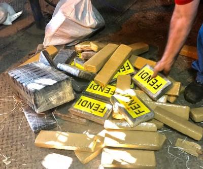 Polícia Federal incinera 3,6 toneladas de drogas apreendidas