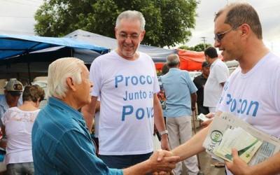 PROCON-TL informa direitos no Dia Mundial do Consumidor