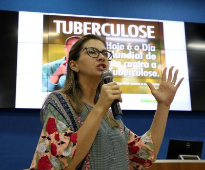 Saúde de Três Lagoas orienta Agentes Comunitários de Saúde sobre Tuberculose e Hanseníase
