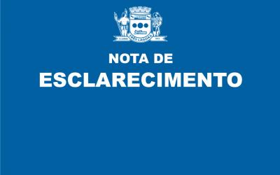 Secretaria Municipal de Assistência Social divulga nota sobre denúncia em Casa de Acolhimento