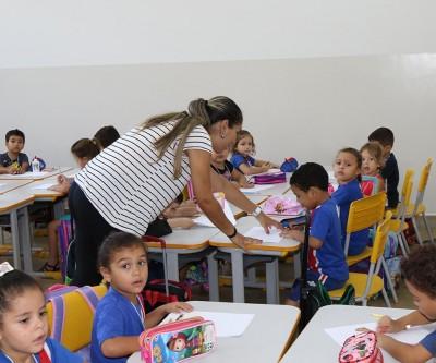 SEMEC atende aproximadamente 60% da demanda por creche em Três Lagoas