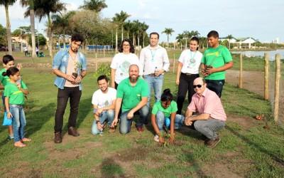 Prefeitura de Três Lagoas e parceiros plantaram mais de 20 mil árvores e plantas
