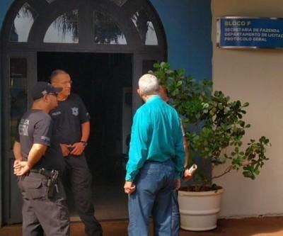 Terceira fase da Operação Pregão cumpre mandados de prisão na prefeitura