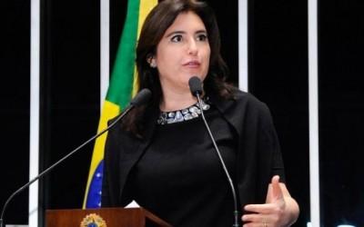 Socorro aos estados vai ter de esperar debate sobre reforma, avisa Simone