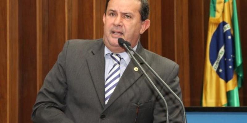 1º vice-presidente da ALMS apresenta indicação para disponibilizar mais servidores ao Detran de TL