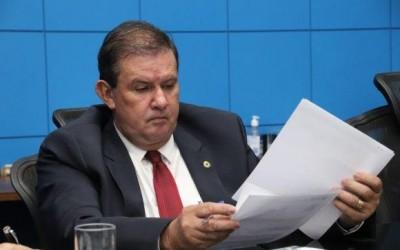 Eduardo Rocha solicita pavimentação na MS-244, que liga distrito de Bonfim até MS-080, em Rochedo