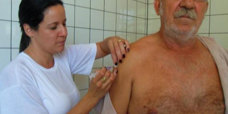 Saúde de Brasilândia inicia Campanha de Vacinação contra Influenza