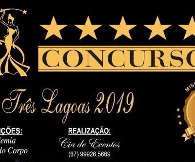 22ª Edição do Concurso Miss Três Lagoas 2019