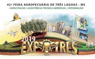 42ª Expotrês inicia na nesta segunda-feira (27), confira a programação