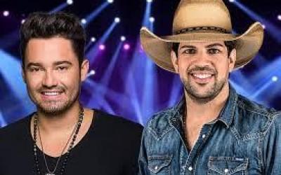 Fernando e Sorocaba substitui Gabriel Diniz em show em Três Lagoas