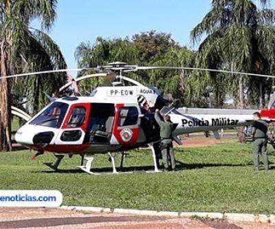 Audiência no Fórum tem reforço até de helicóptero na segurança; Integrantes de facção são ouvidos