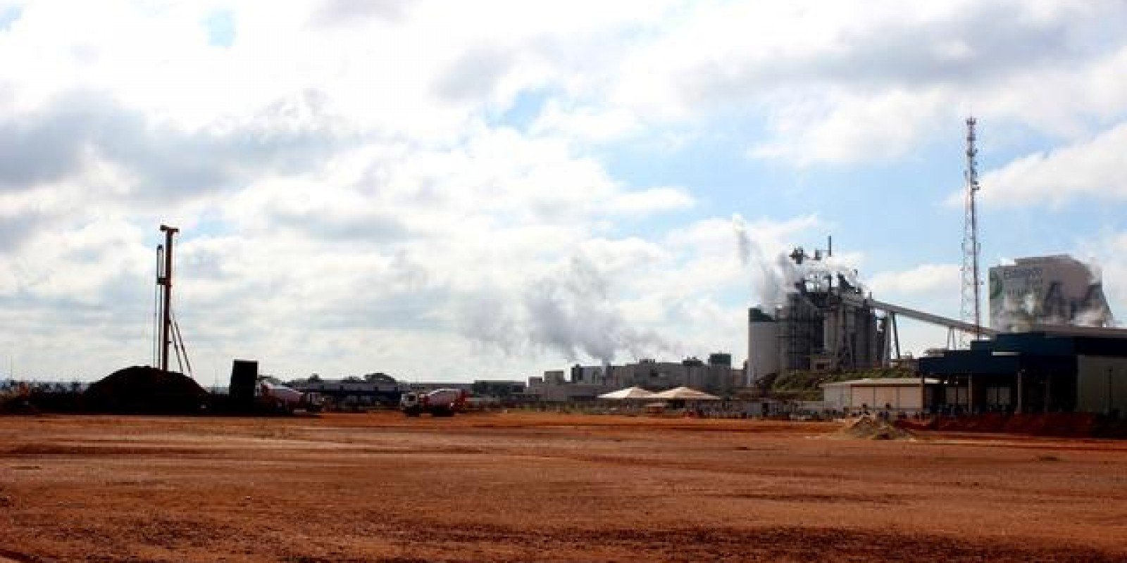 Construção da Usina Termoelétrica da Eldorado é iniciada em Três Lagoas