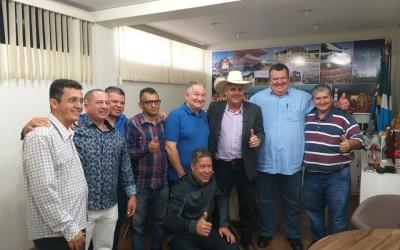 Deputado Estadual Antonio Vaz cumpre agenda em Três Lagoas e filia novos integrantes ao PRB