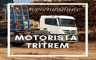 Eldorado abre 34 vagas para motorista tritrem em Água Clara