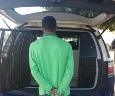 Evadido do sistema penitenciário que cometeu roubo em Cassilândia é preso pela PM em Água Clara