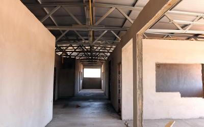 Obras da Escola e CEI do Novo Oeste já estão avançadas