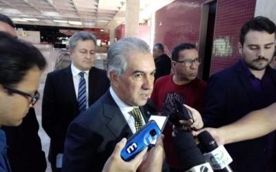 Reinaldo cobra R$ 164 milhões de União de olho nos bilhões do pré-sal