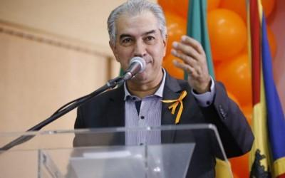 Reinaldo discute Fundo de Finanças do Centro-Oeste em Brasília