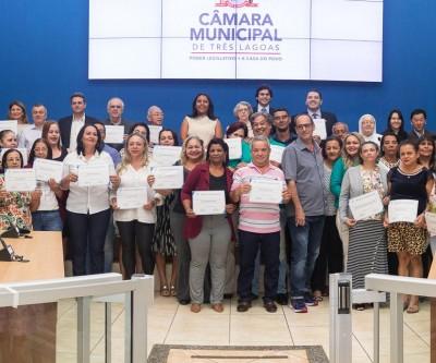 Sessão solene marca homenagens pelo centenário do Hospital Auxiliadora