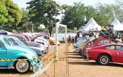 """9º Encontro de Carros Antigos será no Balneário Municipal """"Miguel Jorge Tabox"""""""