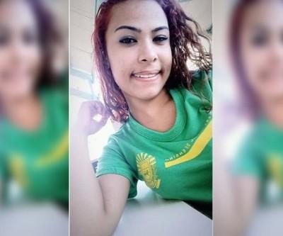 Adolescente está desaparecida há três dias e familiares buscam por informações