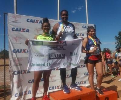 Atletismo feminino de Três Lagoas ganha Campeonato Estadual Adulto