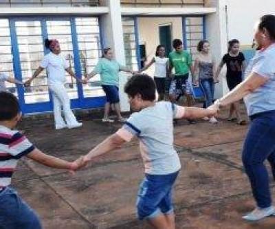 "Brasilândia promove encontro ""Resgate da Infância"""