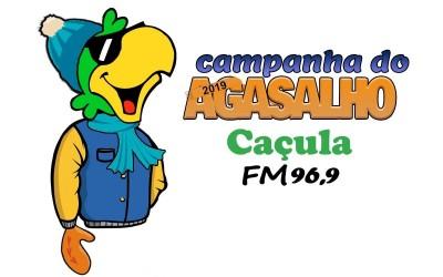 Campanha do Agasalho da Caçula FM: neste inverno a sua doação vai aquecer a quem mais precisa