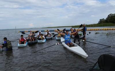 Centro de Referência Esportiva abre turmas de remo e canoagem para jovens e adultos