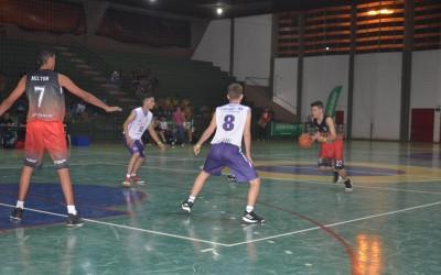 Equipes de Três Lagoas disputam Campeonato Estadual de Basquete em Nova Andradina