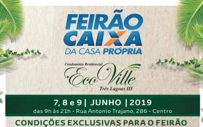 Feirão Caixa da Casa Própria traz novidades para seu financiamento no Eco Ville III