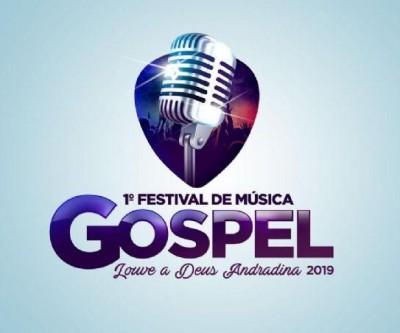 Governo de Andradina recebe inscrições para o 1º Festival de Música Gospel